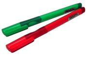 Ручка JO-036-L для левшей синяя, масло, 0,5 мм, цв. асс /30 /240 /1200 /0
