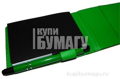 Набор подар. NOTE001-8 Зеленый, блокнот+ручка J. Otten /1 /0 /100 /0