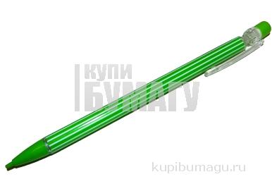 Карандаш-автомат 2988 0,5 мм, пластик, с ластиком, цв. асс J. Otten /30 /0 /1200 /0