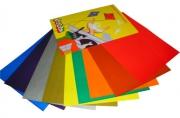 Бумага цветная 10 л. 10 цв. оф. А4 Каляка-Маляка
