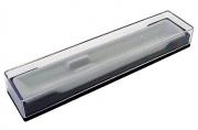 Футляр для одной ручки 165*36*21мм пластиковый прямоугольный, INDEX
