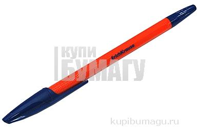ручка шар синяя R-301 orange