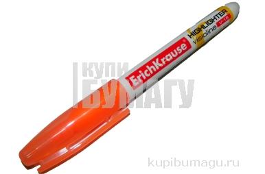 текстмаркер V-15 оранжевый
