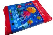 пластилин 8 цветов/15г, в запечатке разноцветный