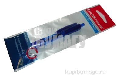 ручка шариковая автоматическая Ultra Glide Technology Fusion в полибеге синий