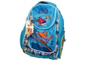 рюкзак школьный Dusty smoke jumper разноцветный