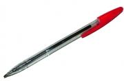 ручка шариковая автоматическая R-301 MATIC красный