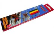 карандаши 6цв Flying Planes разноцветный