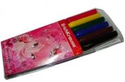 фломастеры 6цв Tink Pink разноцветный
