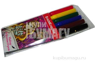 фломастеры 6цв Ever After High разноцветный