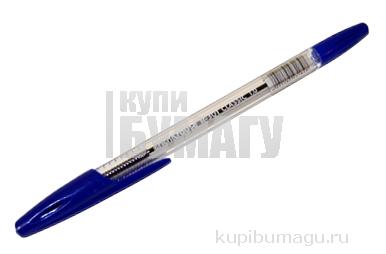 Ручка шариковая R-301 Stick Classic син 1. 0/140мм корп прозр ш/к ERICH KRAUSE 43184