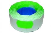 Этикет-лента МЕТО малая PN (волна) 22х12 (700эт. /270рол. ) зеленая