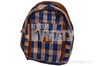 Рюкзак ВИКИНГ 38х30х14 см ткань мягкая спинка