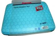 "Чехол для ноутбука Hexagon, 10. 2"" (26 см), 28 х 3 х 20. 5 см, голубой, Hama   [OpN]"