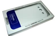 Футляр Glossy для Samsung Galaxy S III, белый, Hama   [ObG]