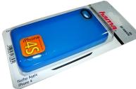 ������ TPU ��� Apple iPhone 4/4S, �������, �����, Hama   [ObG]