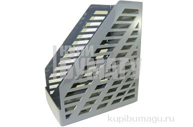 Лоток вертикальный XXL серый СТАММ ЛТ900