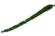 Украшение елочное СОСУЛЬКА, бисер, 20 см, 4 цв.,  (WINTER WINGS)