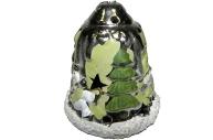 Подсвечник керамический Колокольчик 6, 5*7, 5см WINTER WINGS