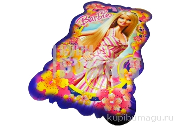 Почтовая карточка NEW Барби