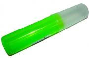 "Пенал-тубус СТАММ ""Creative"", пластиковый, 190х45 мм, 5 цветов ассорти, ПН35"