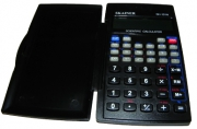Калькулятор научный (пл., 10 разрд., 56 функ., чер. 72 x 120 x 12 мм) (SRP-135)