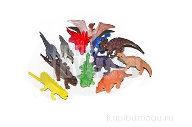 Набор динозавров «Загадочный мир», 12 фигурок