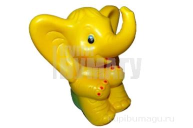 Слон из ПВХ ( Слоненок 1/20 )