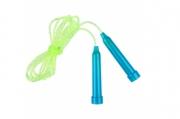 Скакалка пластиковая, 2 м, цвета МИКС