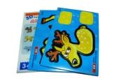 "Игра ""Пазлы"" 3D картон 8652 ""Животные"" /0 /0 /3000"