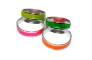 Игрушка-украшение 3474 кольцо, пластик, ассорти /100 /1000 /50000