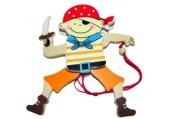 """Игрушка деревянная 13924 """"Маленький пират"""", 13*8 см, асс /1 /0 /600"""