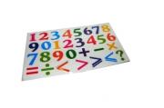 """Набор магнитный 6994 """"Цифры"""", 30 шт, 19х35 см, ЭВА /1 /0 /200 /0"""