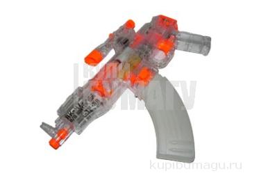 Zhorya водяной пистолет на бат. свет, звук 37х5х21см