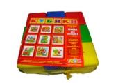Игрушка выдувная кубики тематические №4 Арт. Р-6642