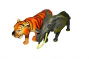 1toy игр. животное со звуком 1 шт х 35 см. в д/б