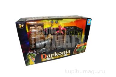 1toy Darkonia игровой наб. фентази 32х20х12см 4в. кор.